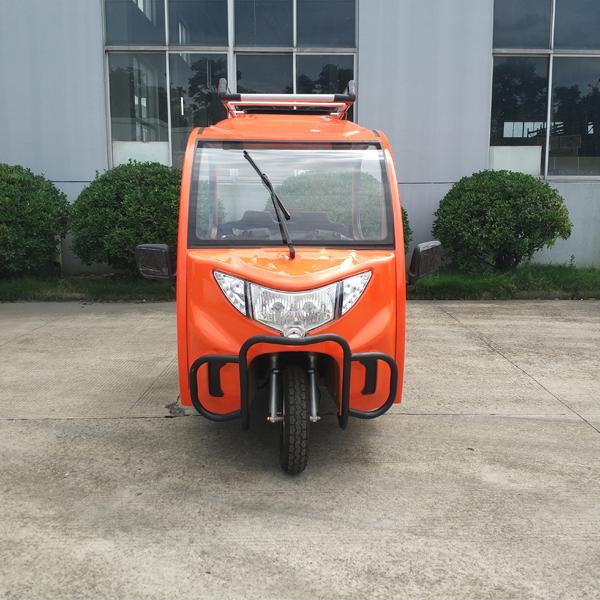 Electric Mini Passenger Tuk Tuk1