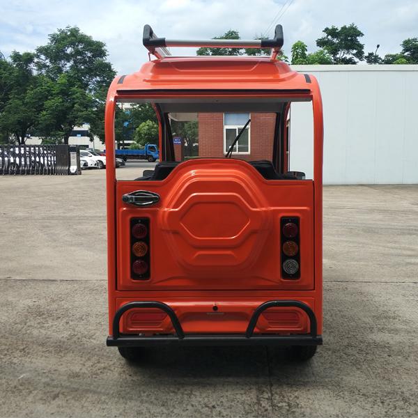 Electric Mini Passenger Tuk Tuk5