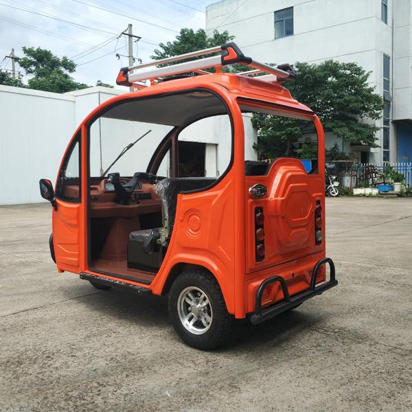 Electric Mini Passenger Tuk Tuk6