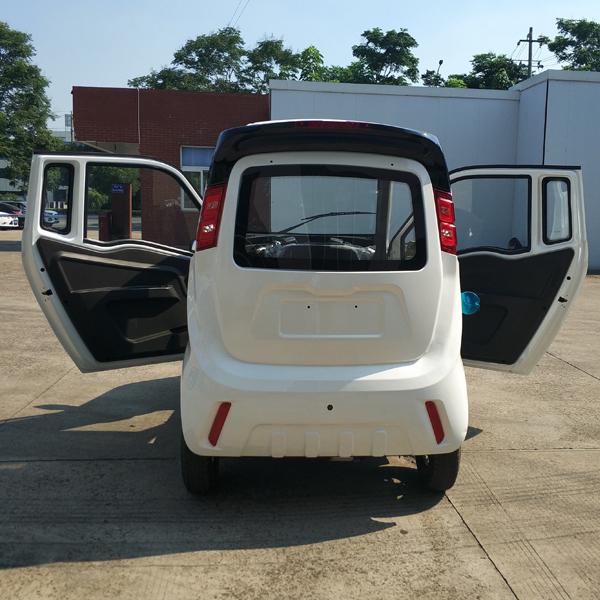 Electric Passenger Car11