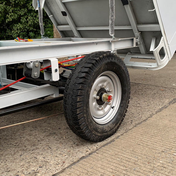 Weather Proof Enclosed E Cargo Tricycle(3W)2